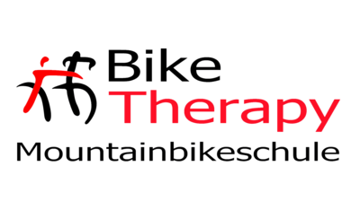 Logo der Mountainbikeschule Bike Therapy