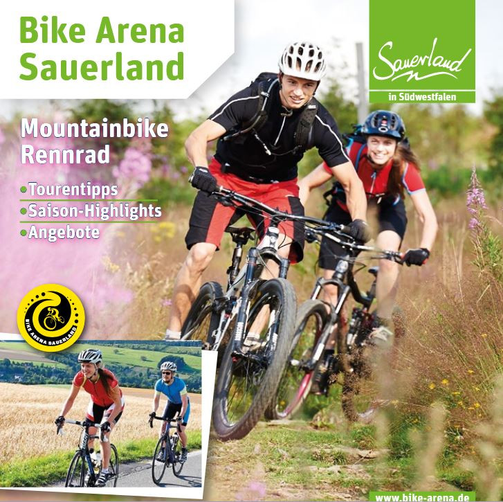 Bike Arena Booklet