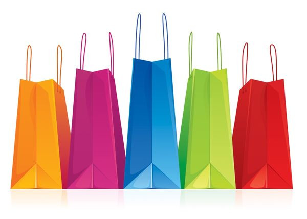 Orte Olpe Saring-mode Shopping-bags